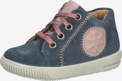 SUPERFIT Sneakers 'MOPPY' in de kleur Duifblauw / Pink, Productweergave