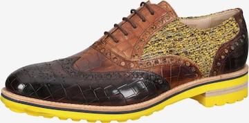 Chaussure de sport à lacets MELVIN & HAMILTON en mélange de couleurs