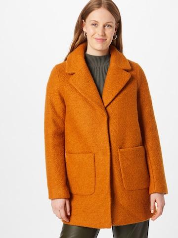 Cappotto di mezza stagione di ICHI in marrone