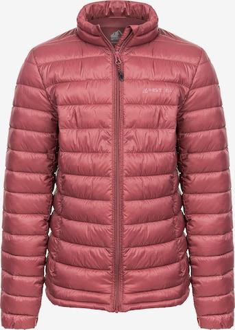 Whistler Between-Season Jacket 'Tepic W Pro-lite' in Red