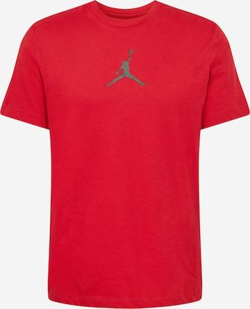 Jordan Funksjonsskjorte 'Jumpman' i rød