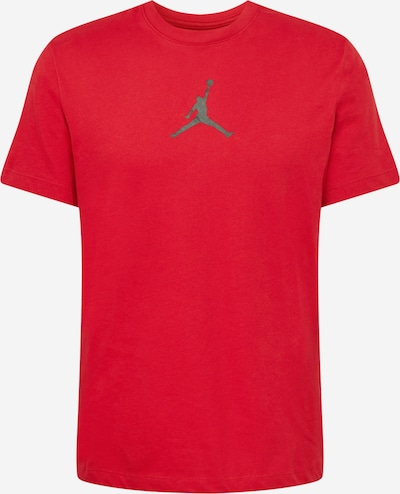 Jordan Camiseta funcional 'Jumpman' en antracita / rojo, Vista del producto