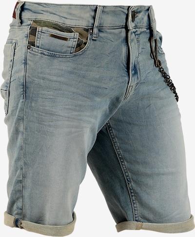 Miracle of Denim Shorts 'Cornell' in blue denim, Produktansicht