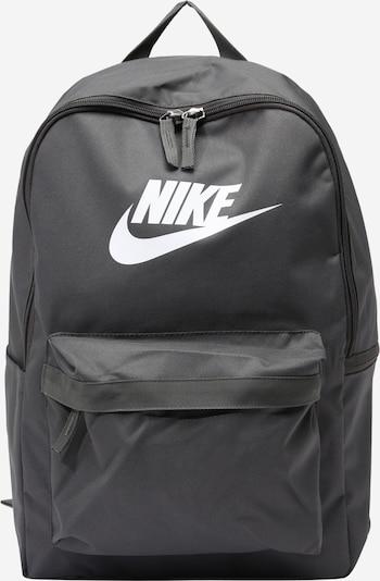 Nike Sportswear Backpack in Dark grey / White, Item view