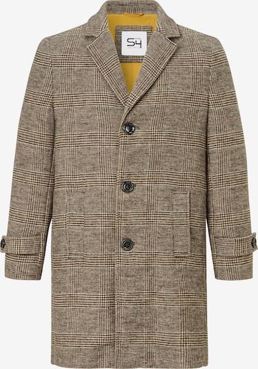 S4 Jackets Mantel in braun, Produktansicht