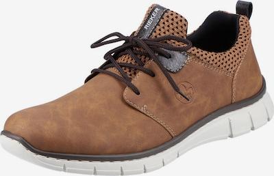 RIEKER Sneaker in braun, Produktansicht