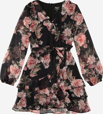 Bardot Junior Obleka 'CASSIDY' | zelena / roza / temno rdeča / črna barva, Prikaz izdelka