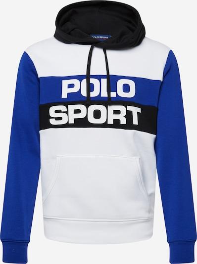 Polo Ralph Lauren Sweatshirt in blau / grün / weiß, Produktansicht