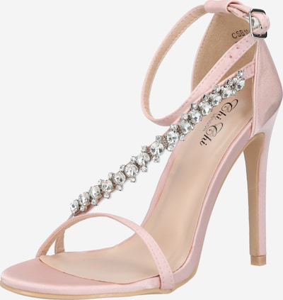 Chi Chi London Strap sandal 'Kenny' in pink, Item view