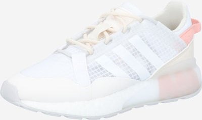 ADIDAS ORIGINALS Sneakers low 'ZX 2K BOOST PURE' in peach / white, Item view