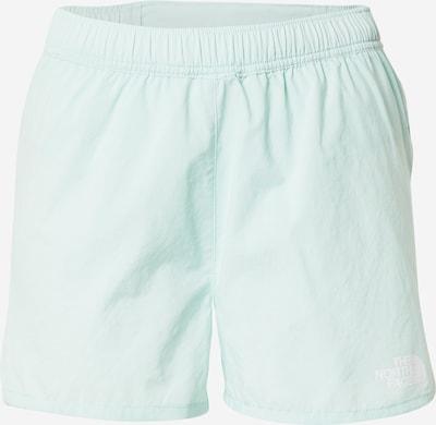 THE NORTH FACE Spodnie sportowe w kolorze miętowy / białym, Podgląd produktu