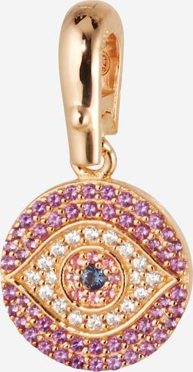 Michael Kors Obesek | nebeško modra / zlata / svetlo lila / roza / bela barva, Prikaz izdelka