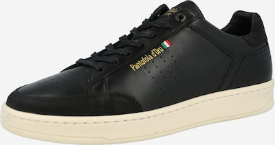 PANTOFOLA D'ORO Sneakers low in black, Item view