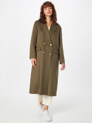 SELECTED FEMME Płaszcz przejściowy 'TAMA' w kolorze zielony