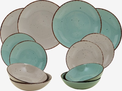 Arte Viva Serving Dishes in Grey / Mint, Item view
