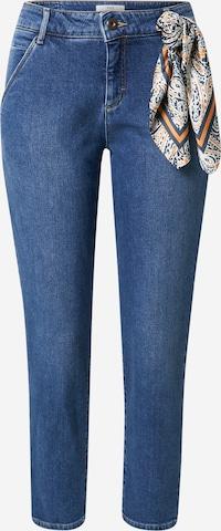 BRAX Jeans 'Mel' in Blau