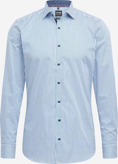 OLYMP Srajca | modra / bela barva, Prikaz izdelka