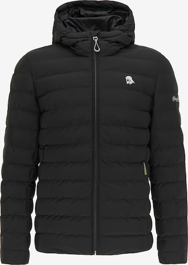 Schmuddelwedda Winterjacke in schwarz, Produktansicht