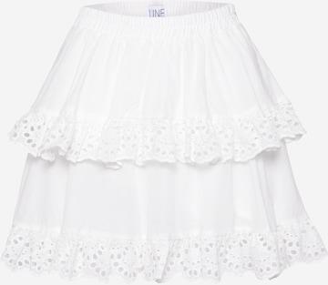 Line of Oslo Skirt 'Chloe' in White