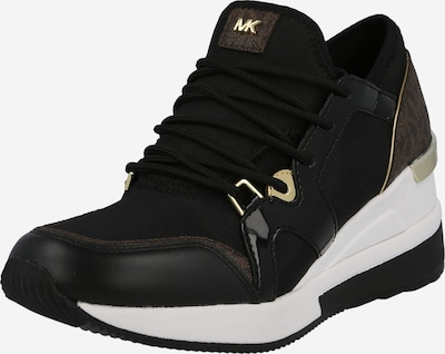 Sneaker low 'LIV' MICHAEL Michael Kors pe maro / negru, Vizualizare produs