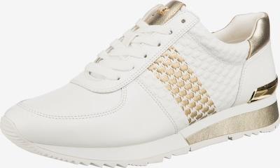 Michael Kors Sneaker ' Allie' in gold / weiß, Produktansicht