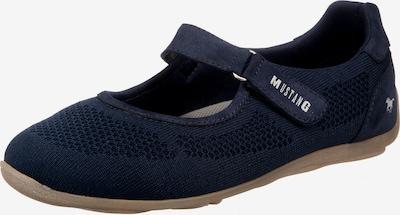 MUSTANG Schuh in dunkelblau, Produktansicht