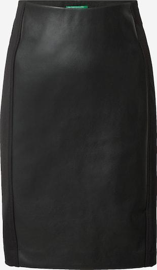 Sijonas iš UNITED COLORS OF BENETTON , spalva - juoda, Prekių apžvalga