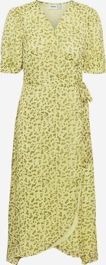 AWARE by Vero Moda Kleid in limette / dunkelgrün, Produktansicht