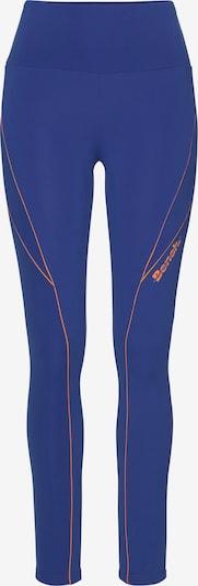 BENCH Sporthose in kobaltblau / neonorange, Produktansicht
