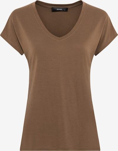 HALLHUBER V-Shirt in braun, Produktansicht