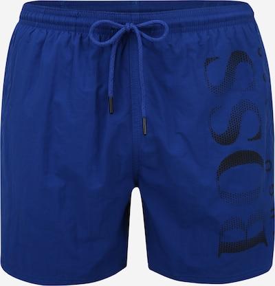 BOSS Plavky 'Octopus' - kráľovská modrá / čierna, Produkt