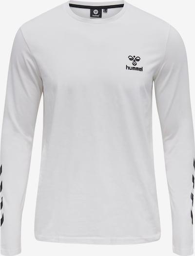 Hummel Functioneel shirt in de kleur Navy / Wit, Productweergave