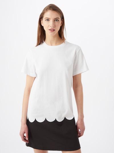 ADIDAS PERFORMANCE Sportkleid 'MARIMEKKO' in schwarz / weiß, Modelansicht