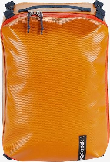 EAGLE CREEK Packtasche 'Pack-It' in orange / schwarz / weiß, Produktansicht
