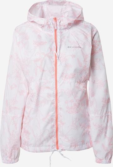 rózsaszín / fehér COLUMBIA Átmeneti dzseki, Termék nézet
