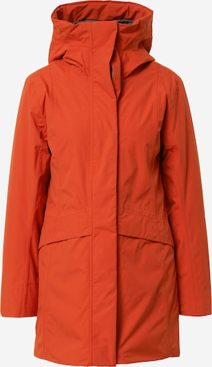 Didriksons Functional jacket in dark orange, Item view