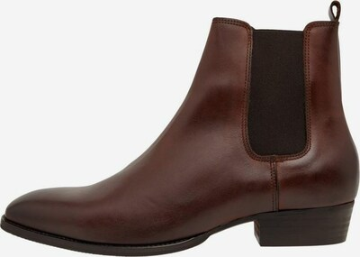 Bianco Chelsea Boots 'Beck' in dunkelbraun, Produktansicht