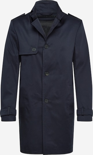 DRYKORN Between-seasons coat 'SKOPJE' in night blue, Item view