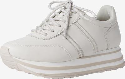 Sneaker low TAMARIS pe crem, Vizualizare produs