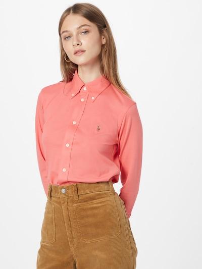 Bluză 'HEIDI' POLO RALPH LAUREN pe roșu pepene, Vizualizare model