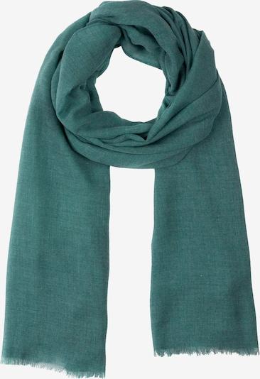 Ulla Popken Schal in smaragd, Produktansicht