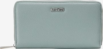 L.CREDI Geldbörse 'Ella' in Grau