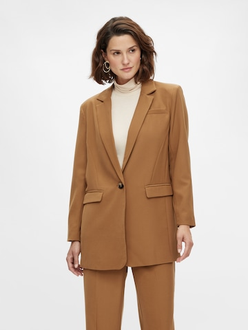 Y.A.S Blazer 'Polar' in Brown