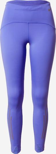 NIKE Pantalon de sport 'Speed' en saphir / gris, Vue avec produit