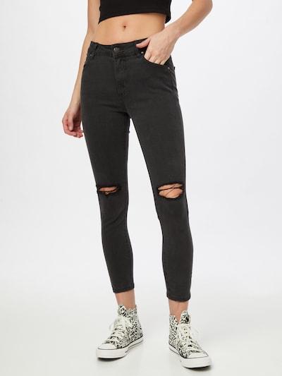 Cotton On Jeansy w kolorze czarnym, Podgląd na modelu(-ce)