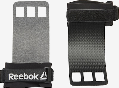 REEBOK Handriemchen in graumeliert / schwarz / weiß, Produktansicht