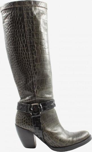 ALBA MODA High Heel Stiefel in 37 in khaki, Produktansicht