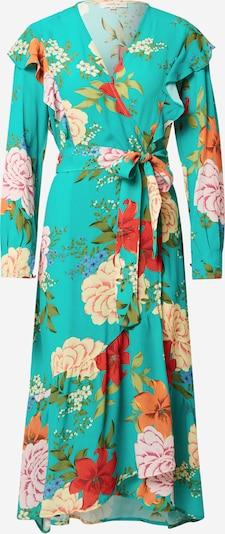 Derhy Kleid 'SOUVENIR ROBE' in türkis / mischfarben, Produktansicht