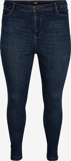 Vero Moda Curve Jean en bleu, Vue avec produit