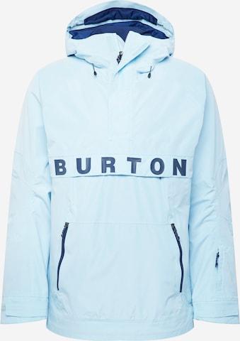 BURTON Sportjacke 'Frostner' in Blau